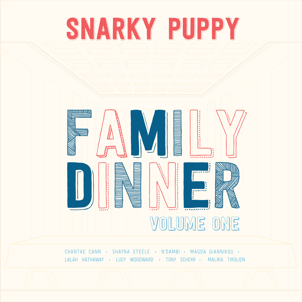 snarky puppy artists groundup music